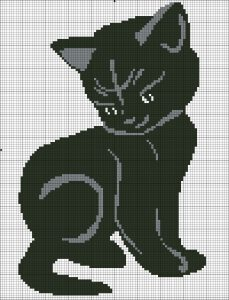What is monochrome in cross-stitch? X-stitch tips for beginners.