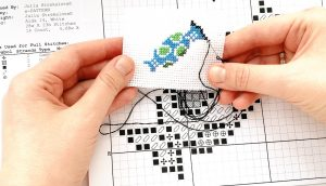 5 helpful reasons for cross stitch. How to cross stitch. Blog