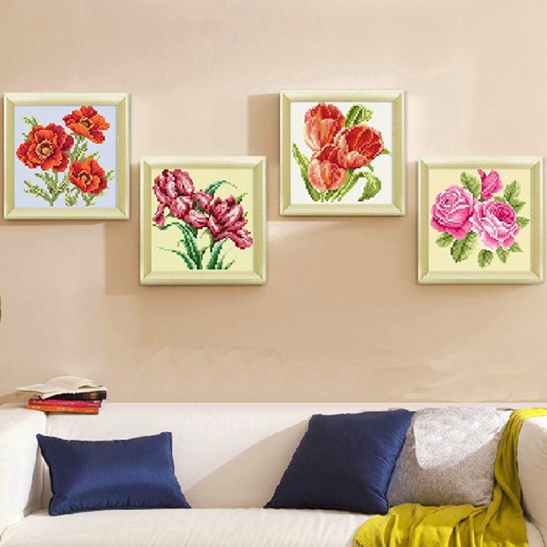 Small tips how to place your embroidery in the interior