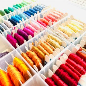 5 convenient tips how to choose floss colors