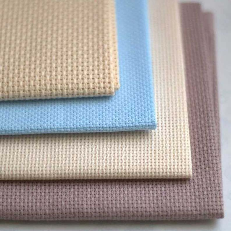 Discover how to choose cross stitch canvas easily.