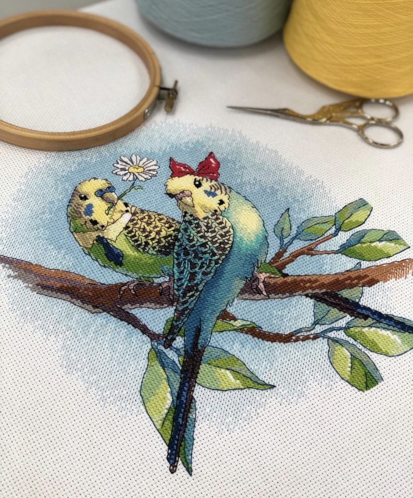 11 adorable and awesome stitched patterns