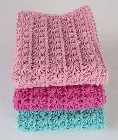 Awesome and easy crochet pattern. Chart and tutorial.