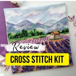 """Provence"" Oven Cross Stitch Starter Kit Review"